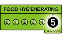 5 Star Rating Logo